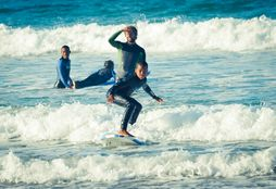 Surfing with Kids 17