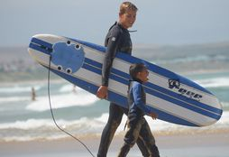 Surfing with Kids 2