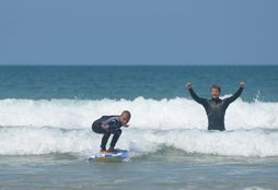 Surfing with Kids 3