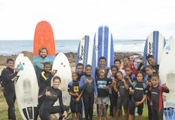 Surfing with Kids 7