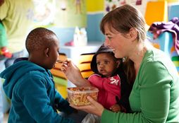 Volunteer Project Jeffreys Bay Kindergarten